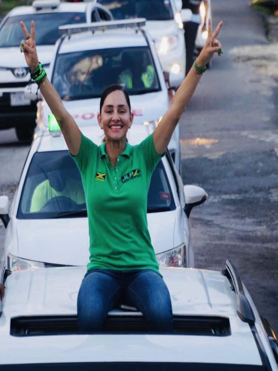 Jamaica's Ann-Marie Vaz On Her Historic Political Win