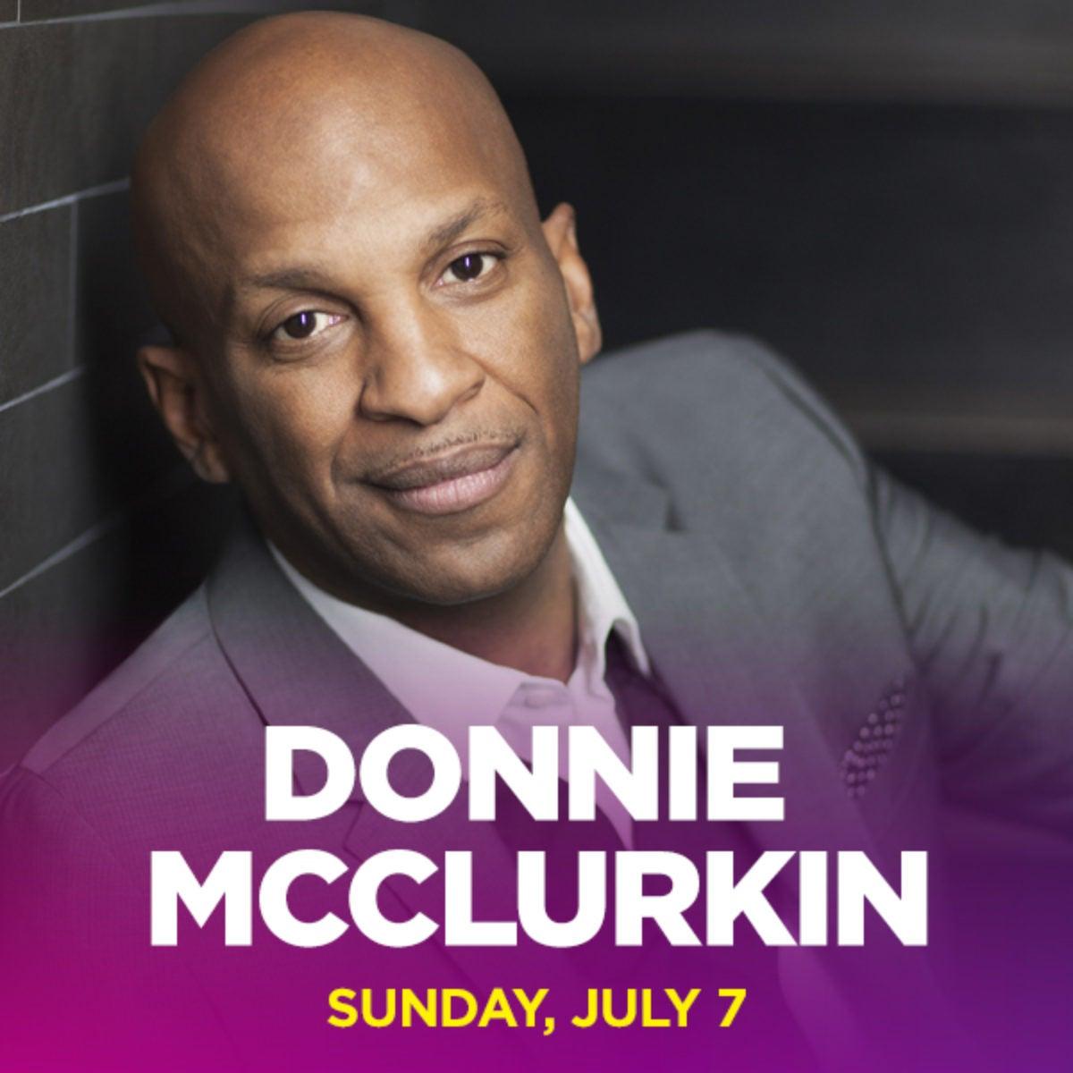 Donnie Mcclurkin S Children: ESSENCE Fest: Yolanda Adams, Donnie McClurkin, Tasha Cobbs