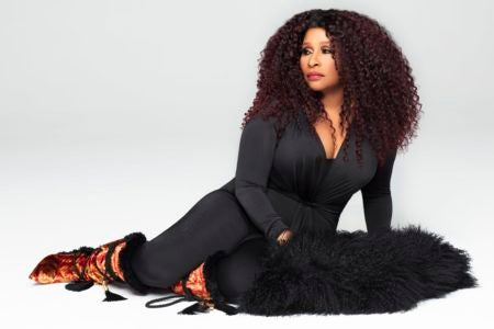 Chaka Khan Is Debuting A New Hair Collection And It's Truly iKhanic