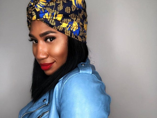 7 Cute Headwraps Every Black Woman Needs to Protect Her Hair When She Travels