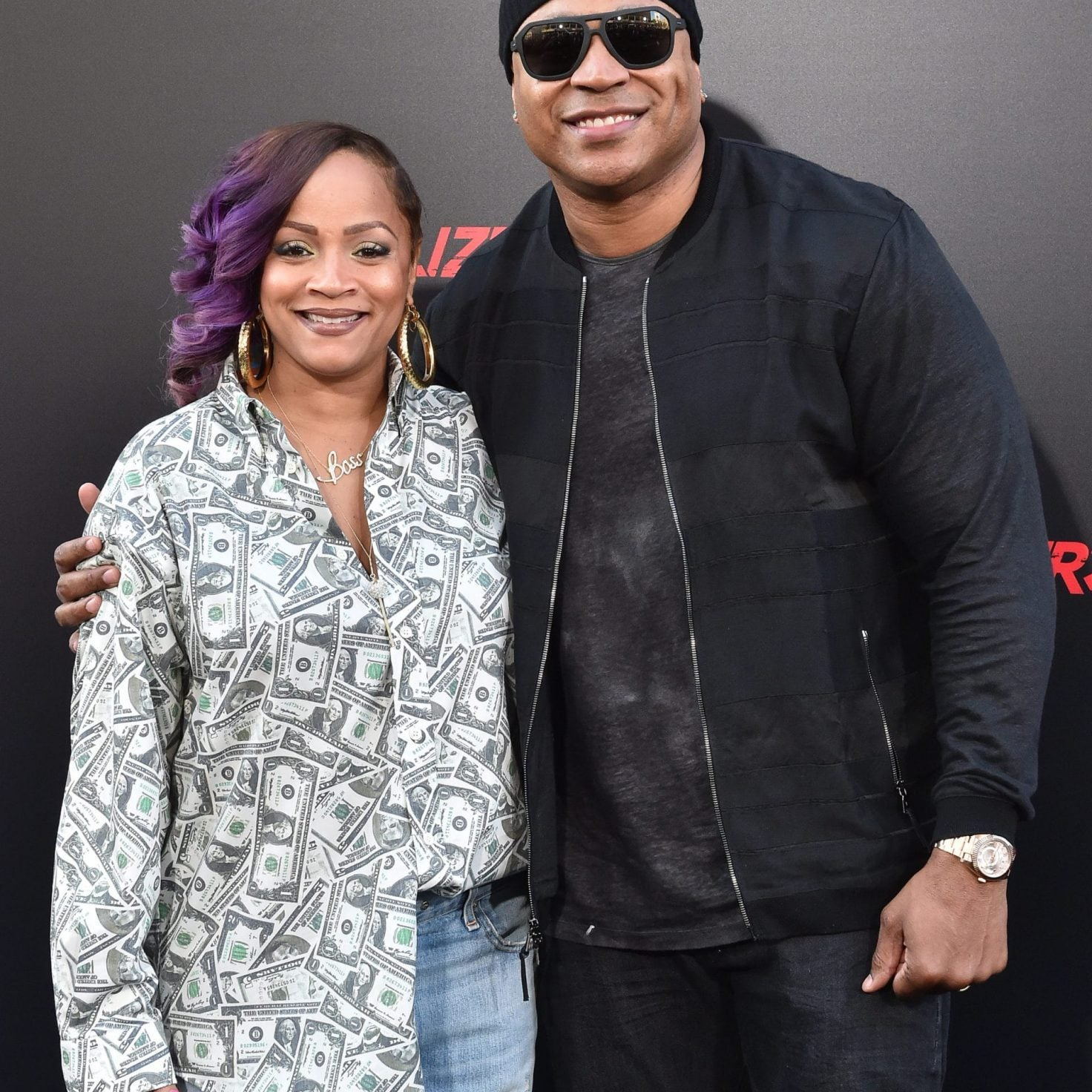 LL Cool J and His Wife Simone Smith Team Up For The Beat Cancer Like A Boss Campaign