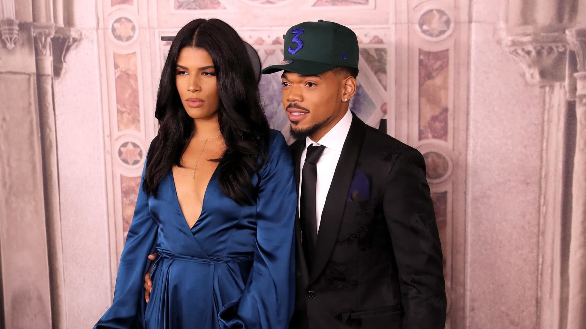 Chance The Rapper and His Wife Kirsten Did Date Night, Early 2000s Style