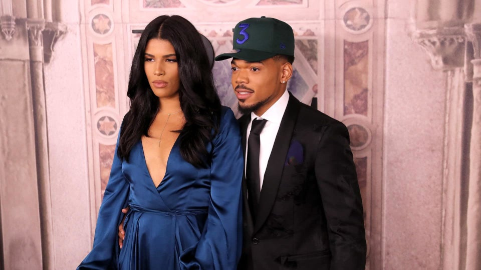 Chance The Rapper Shares How His Wife, Kirsten, Saved His Life
