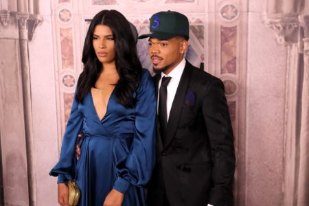 Chance The Rapper Shares How His Wife Kirsten Saved His Life