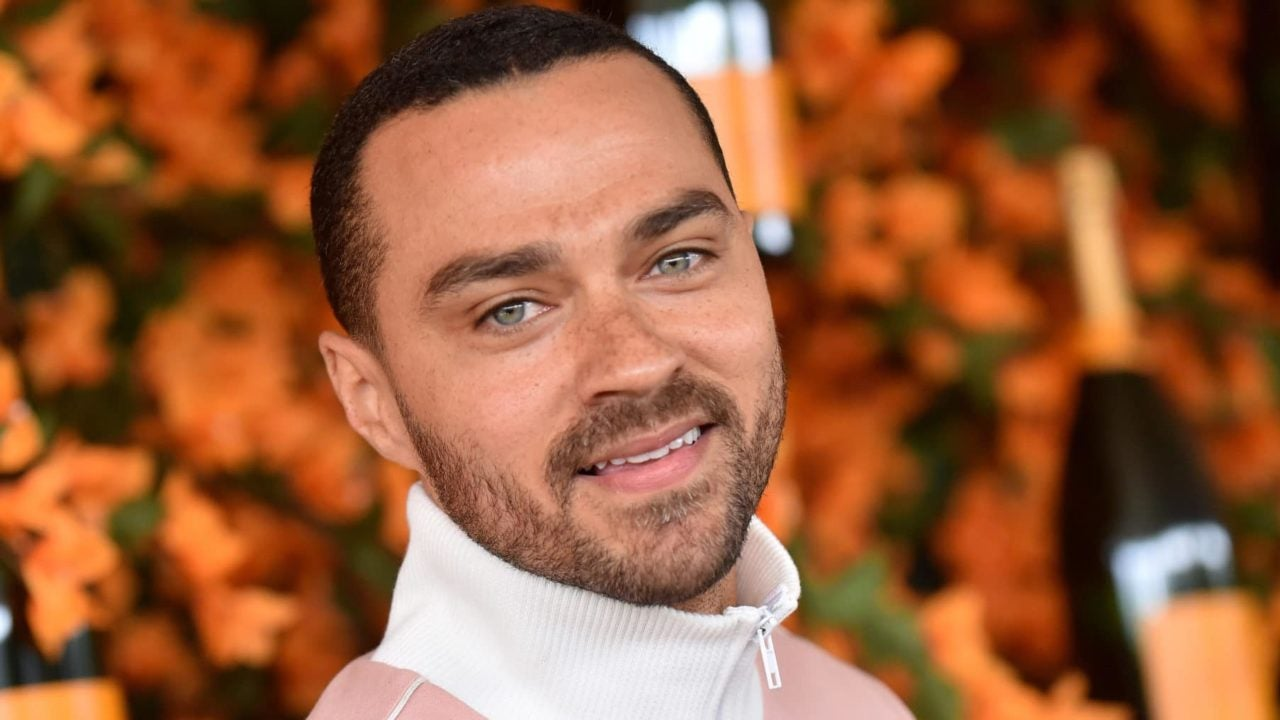 Jesse Williams Is Fed Up With Anti-Black Cannabis Policies