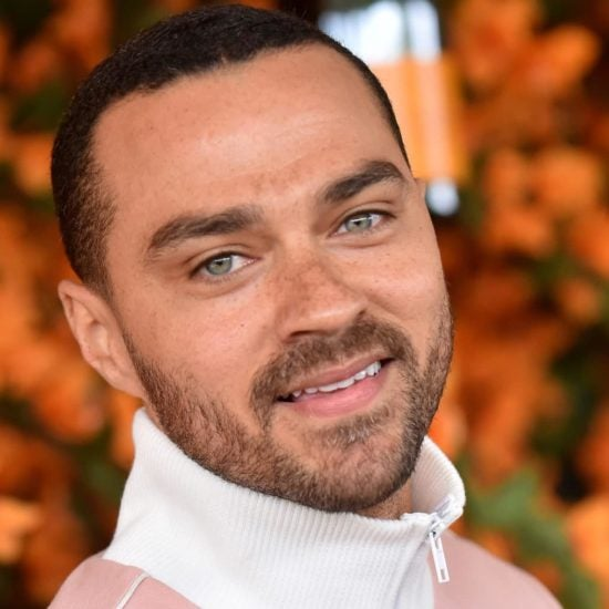Jesse Williams Is Fed Up With Anti-Black Cannabis Policies: 'It's Pretty Gross'