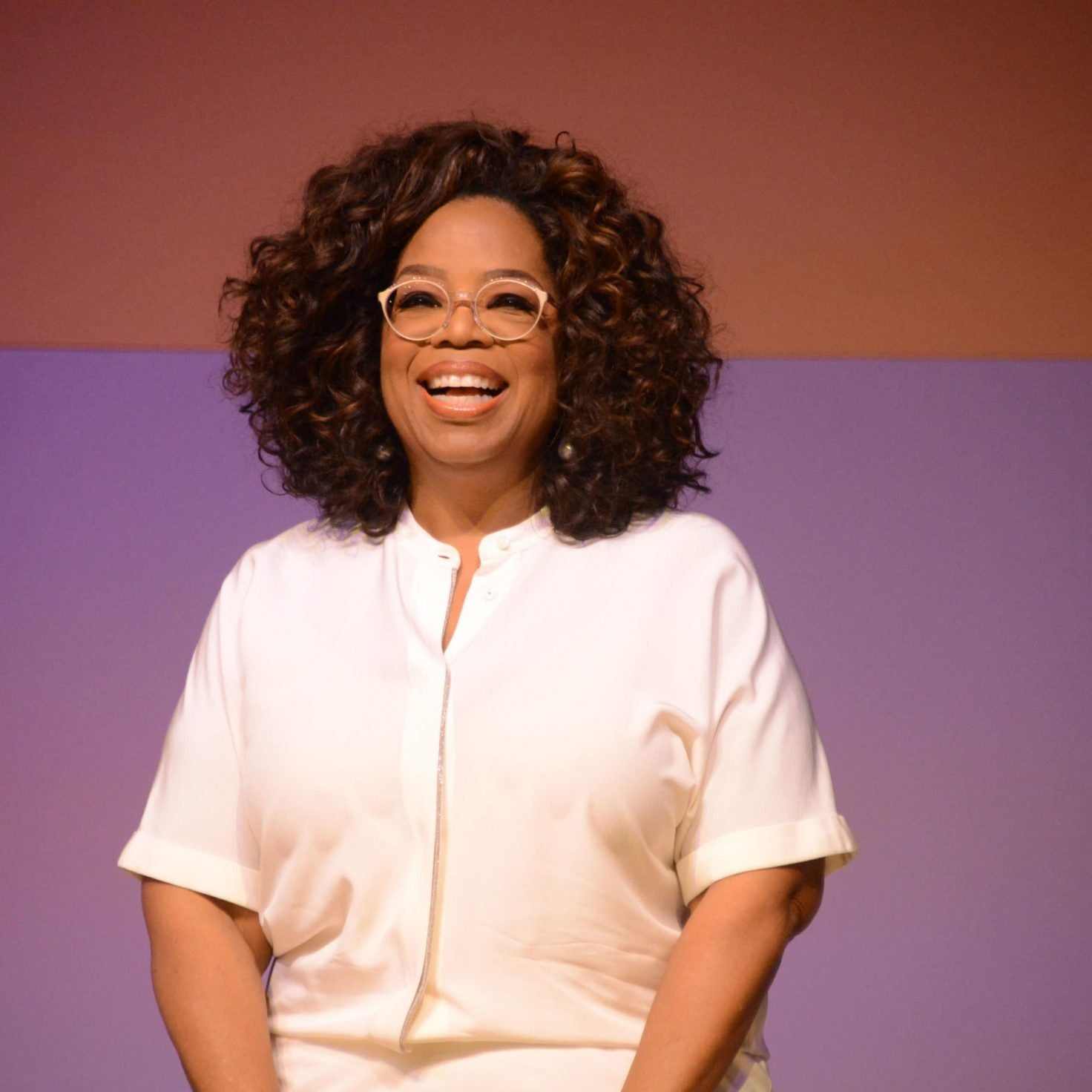 Oprah Winfrey Roasted This Student's Cracked Phone, Then Sent Him A New One