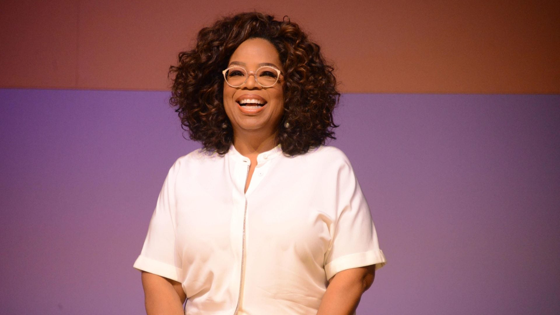 So Sweet! Oprah Just Helped One Of Her Academy Grads Pick Out Her Wedding Dress