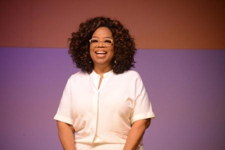 Oprah Winfrey Was Pre-Diabetic Before She Started Weight Watchers