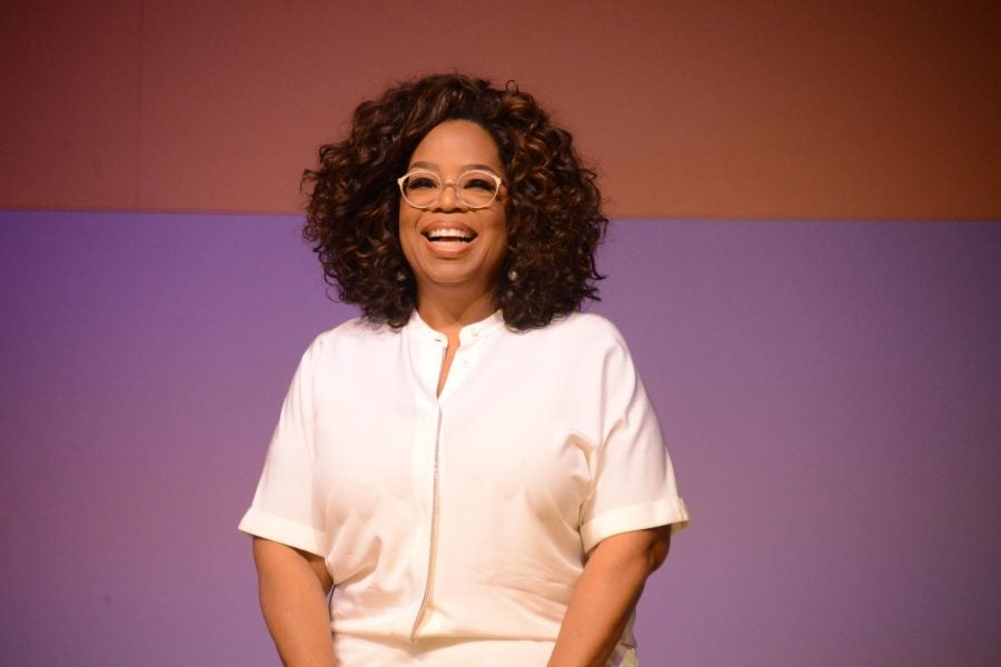 Oprah Roasted This Student's Cracked Phone, Then Sent Him A ...
