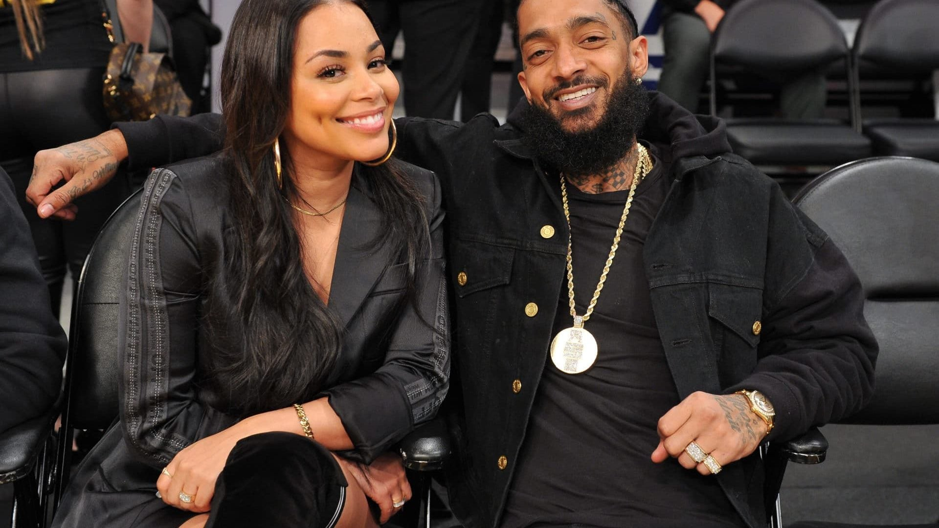 A Look Back At The Love Nipsey Hussle and Lauren London Shared