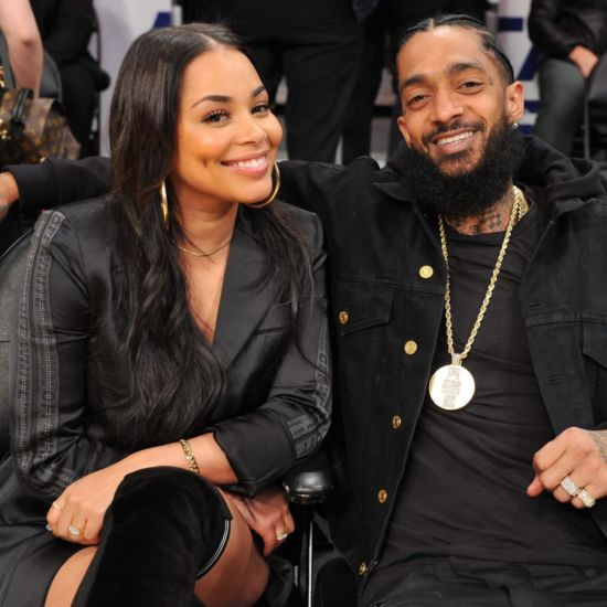 Lauren London Remembers Nipsey Hussle, The Father