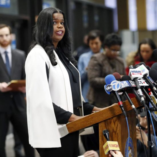 Chicago Prosecutor Kim Foxx Could Begin Expunging Minor Cannabis Convictions In Coming Months