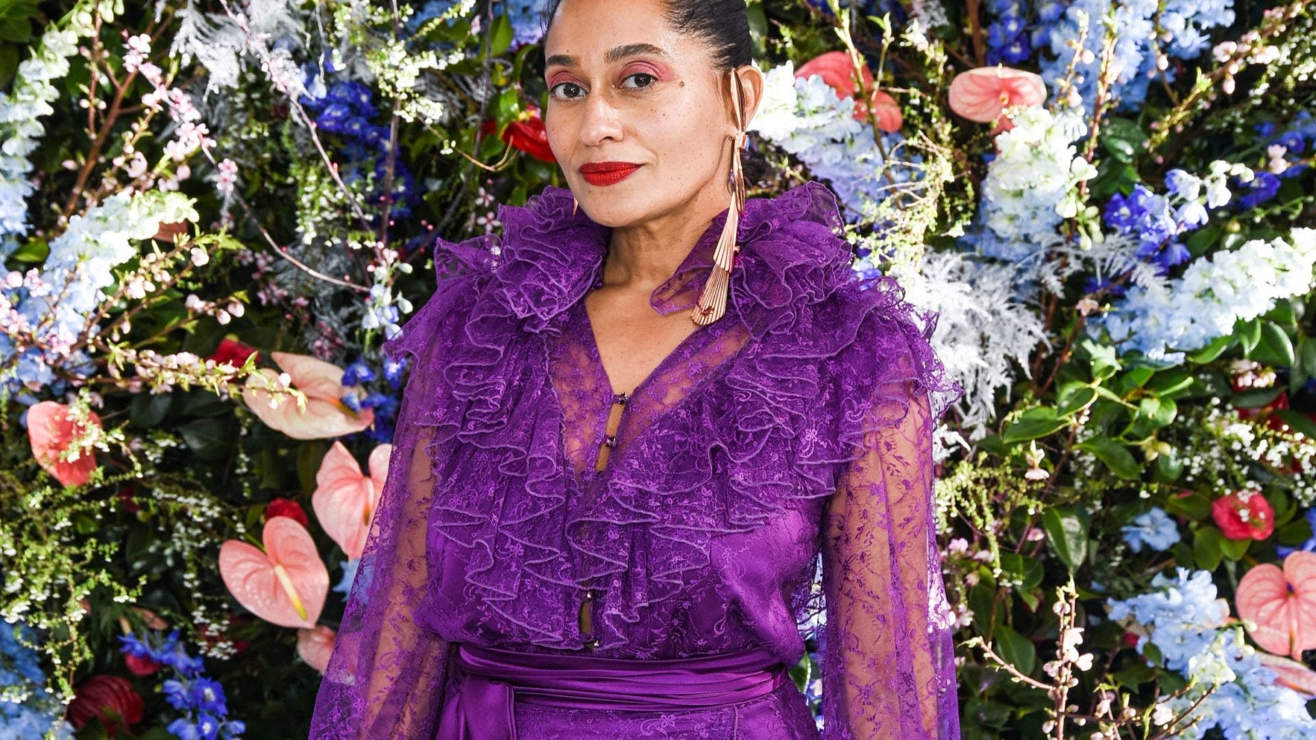 Tracee Ellis Ross Was Never Booked On A Late Night Show During 'Girlfriends'