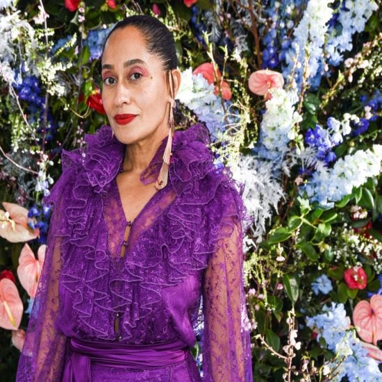 Tracee Ellis Ross Was Never Booked On A Late Night Show While Starring In 'Girlfriends'