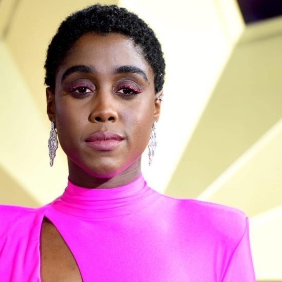 Why 'Captain Marvel' Star Lashana Lynch Doesn't Fight For A Seat At The Table