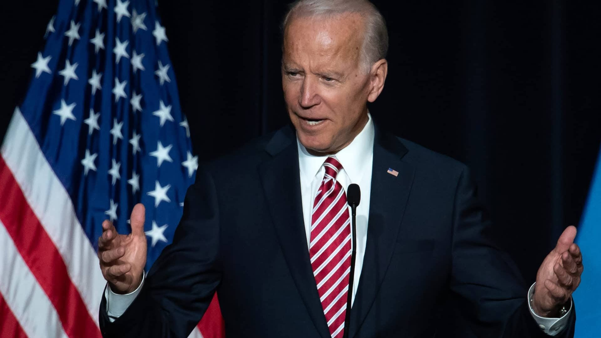 Biden Tells NAACP His Civil Rights Record Passed Obama's Scrutiny