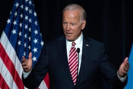 Biden Tells NAACP His Civil Rights Record Passed Obama's Scrutiny