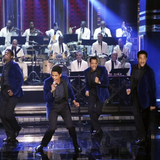 The Cast Of Broadway's 'Ain't Too Proud' Says Hot New Musical 'Humanizes' The Temptations