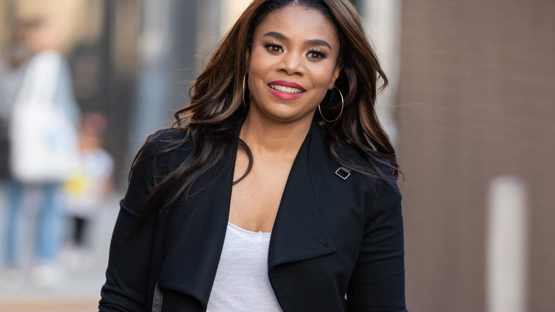 This Is How Regina Hall Gets Over An Ex