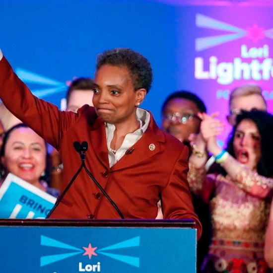 Lori Lightfoot Becomes First Black Woman, First Openly Gay Person Elected Mayor In Chicago