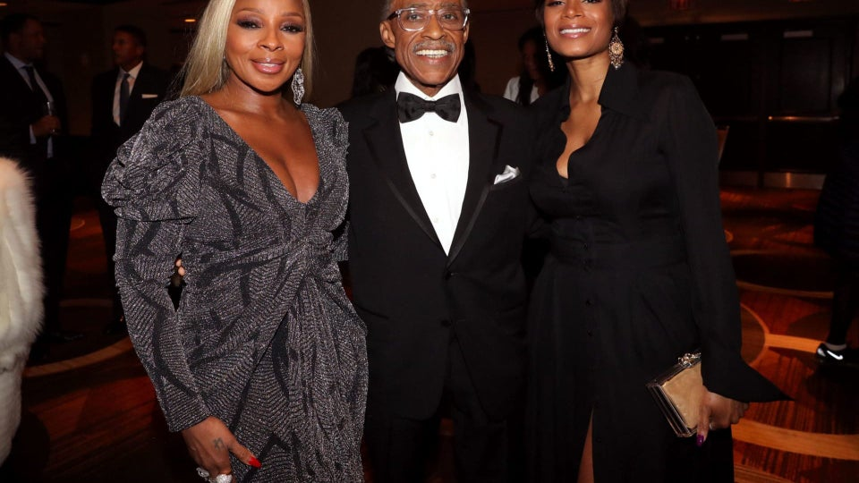 National Action Network Honors Mary J. Blige, Tom Joyner, Robert De Niro And More At Annual Keepers Of The Dream Dinner