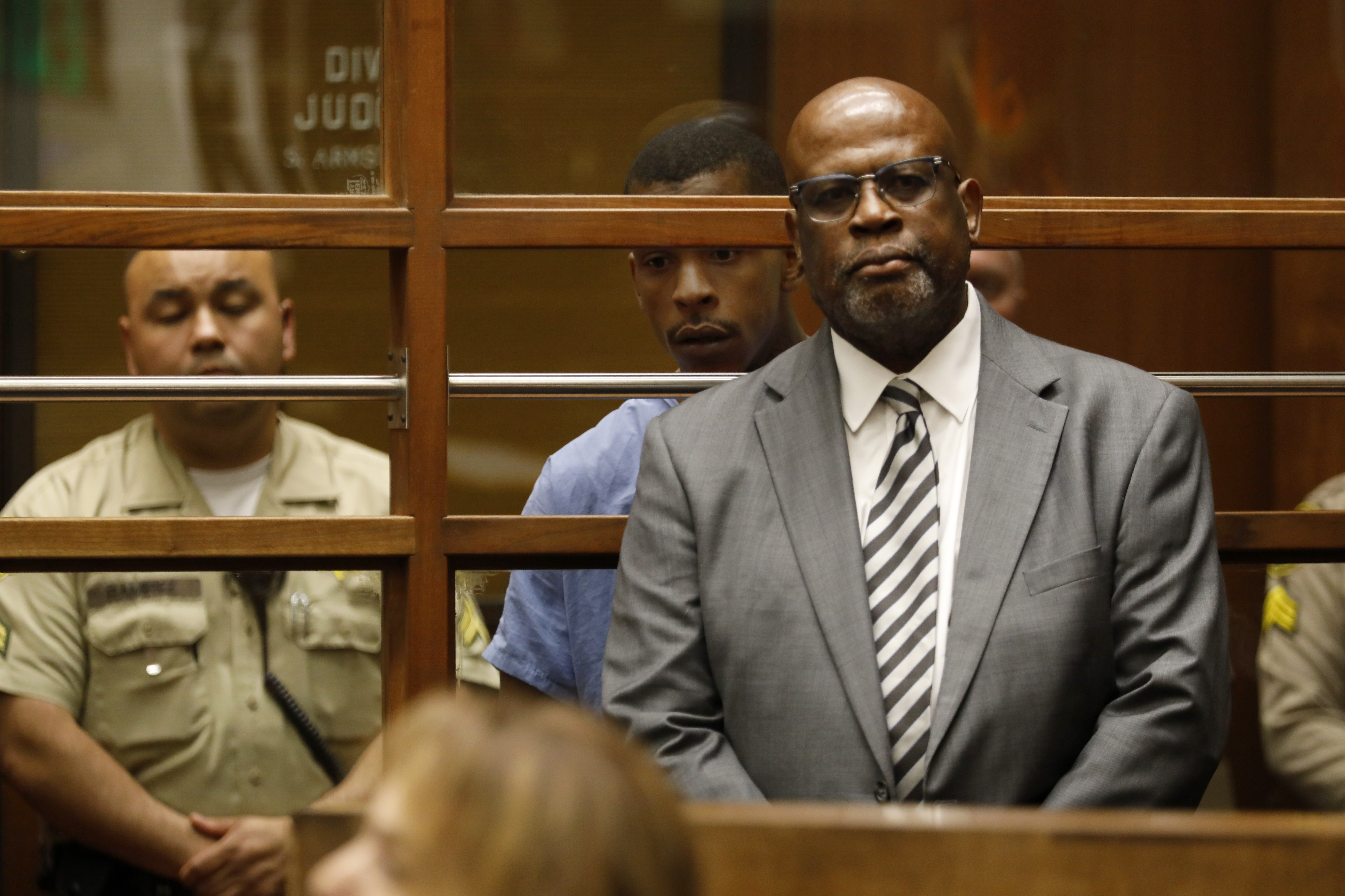 Former OJ Simpson Prosecutor Christopher Darden Steps Down As Lawyer For Nipsey Hussle's Accused Killer