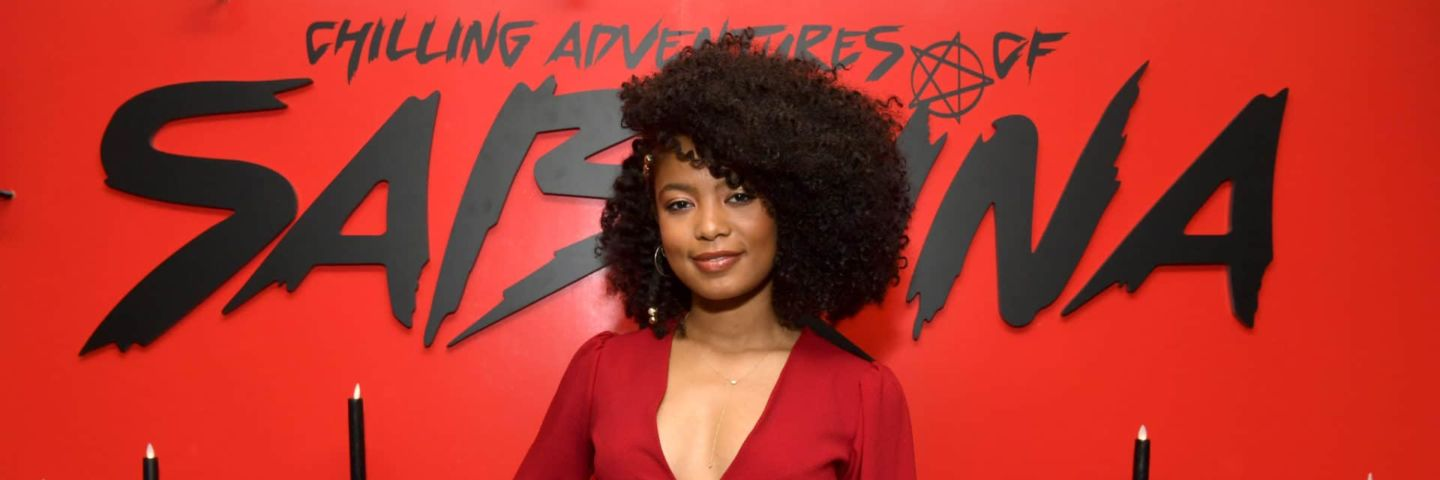 'Chilling Adventures of Sabrina' Star Jaz Sinclair Is A Complex Open Book