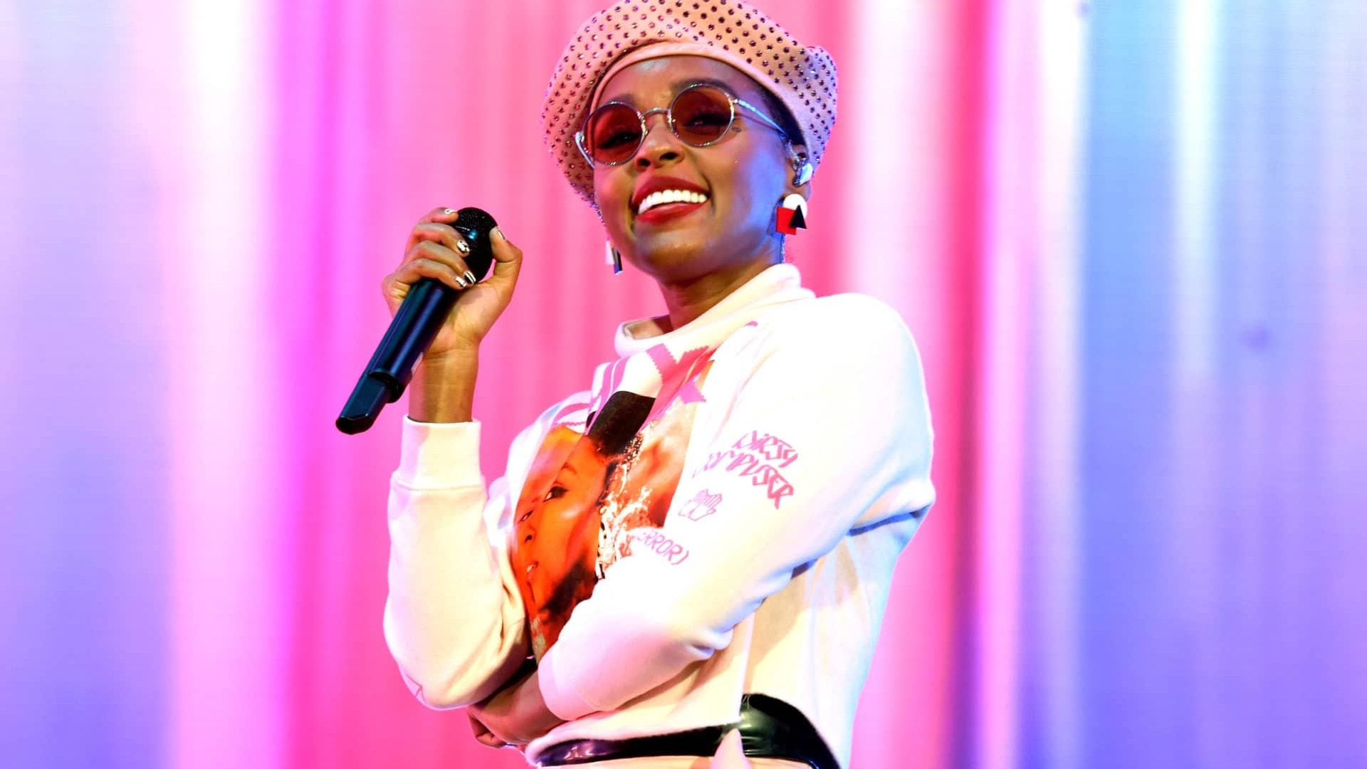 A Friendly Reminder From Janelle Monáe That Women Have Agency Over Our Own Bodies