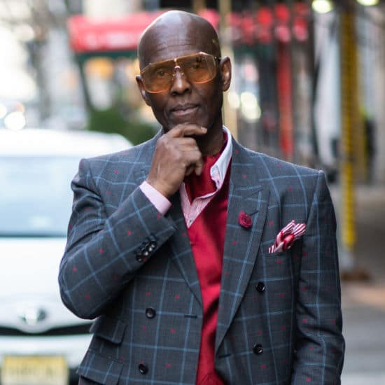Dapper Dan Graces 'Project Runway' With His Expertise In Luxury Streetwear