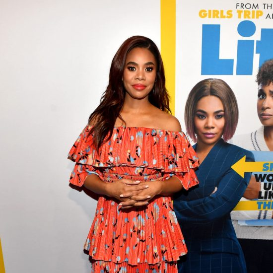 Regina Hall, Marsai Martin, Issa Rae, And More Celebs Out And About