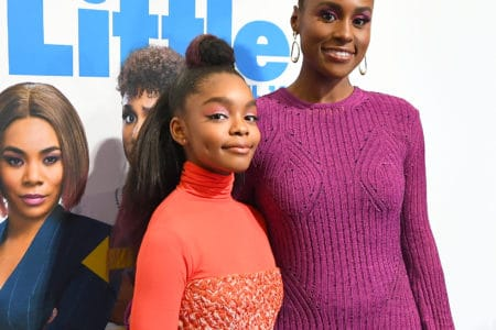 Marsai Martin And Issa Rae Want More Depictions Of Black Girlhood On-Screen