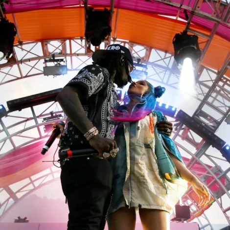 The Celebrity Couples Who Are Boo'd Up At Coachella 2019