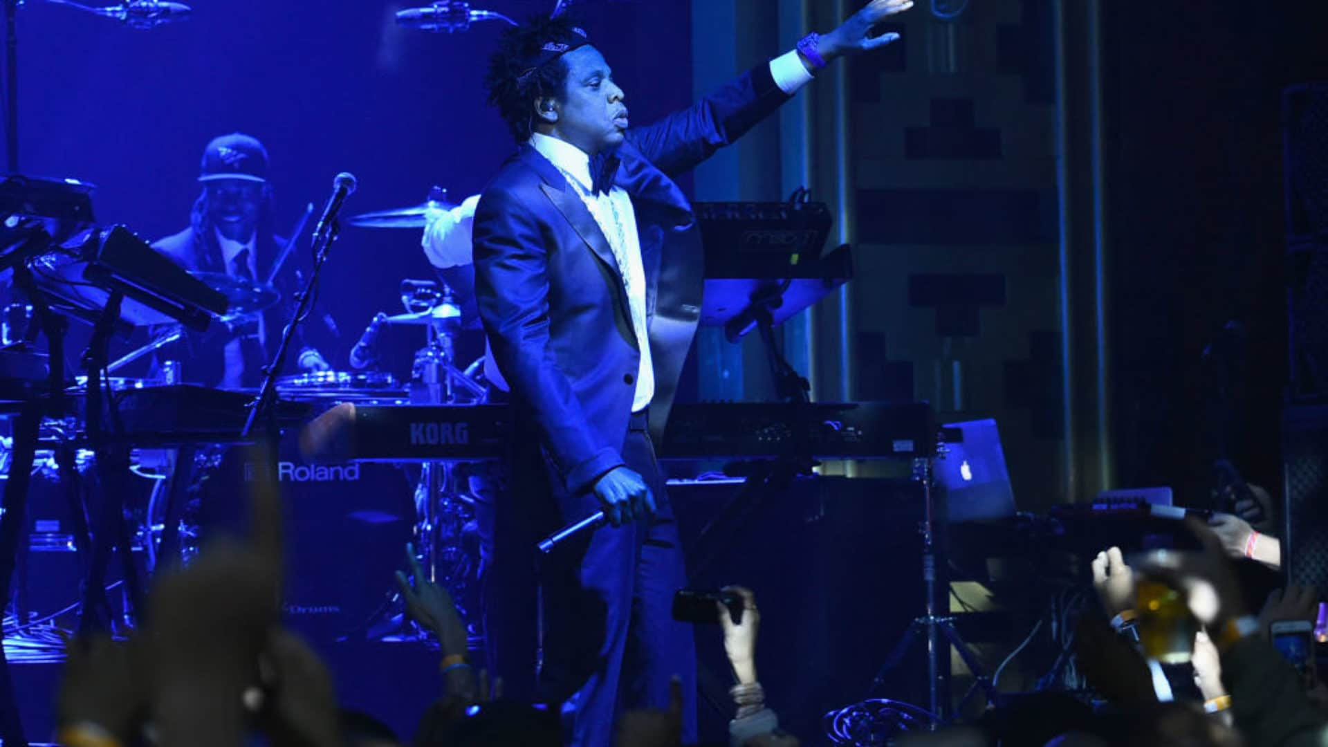 'Gentrify Your Own Hood Before These People Do': Jay-Z Re-Opens Webster Hall With 'B-Sides 2' Show