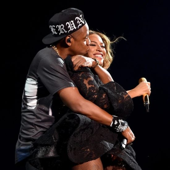 Happy Anniversary to the Carters! 11 Photos of Beyoncé and Jay Z Looking Crazy In Love