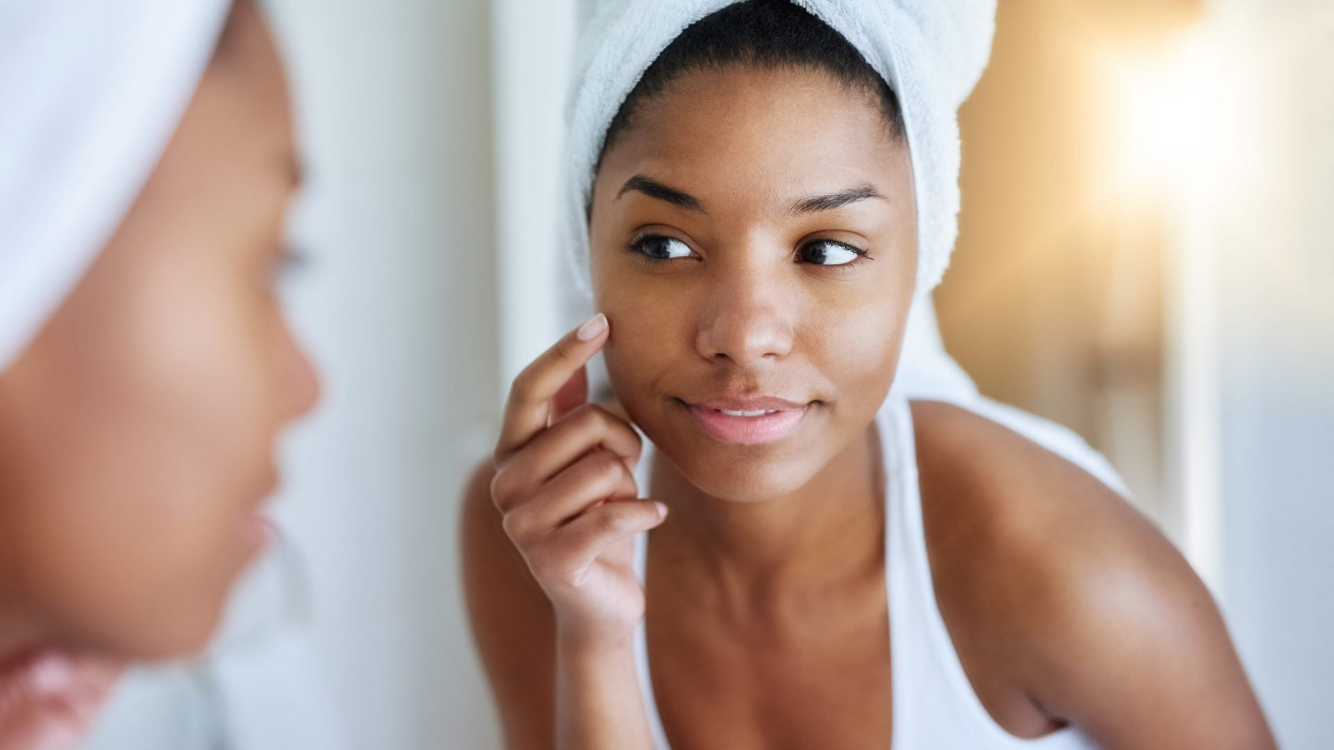 Face It Sis!: Redefining My Relationship With Bumps And Beauty