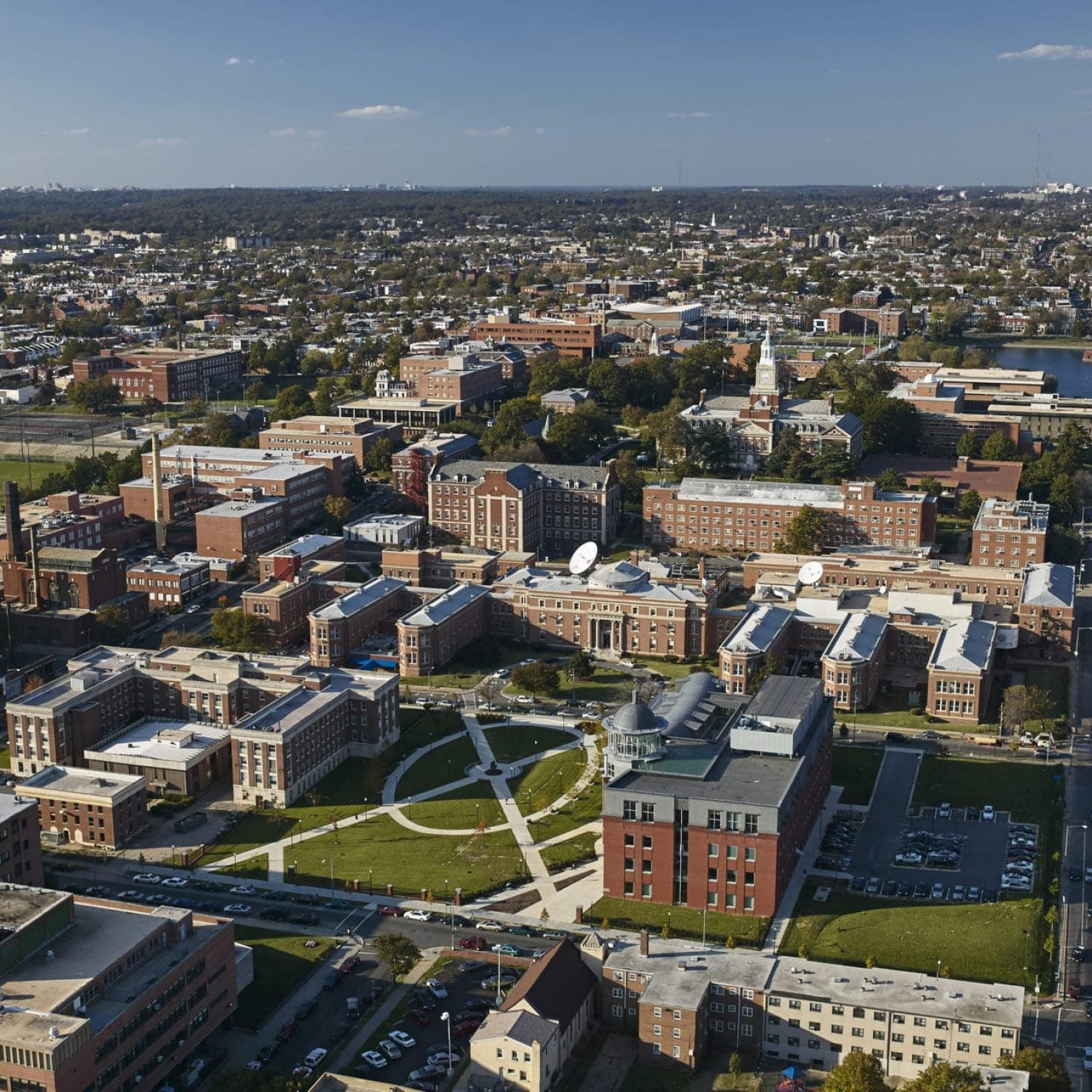 Howard University Tells Pet Owners To Keep Their Animals Off Private Areas