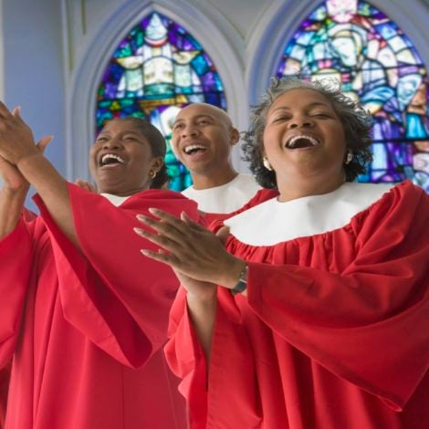 Homecoming: The Resurrection Of The Black Church