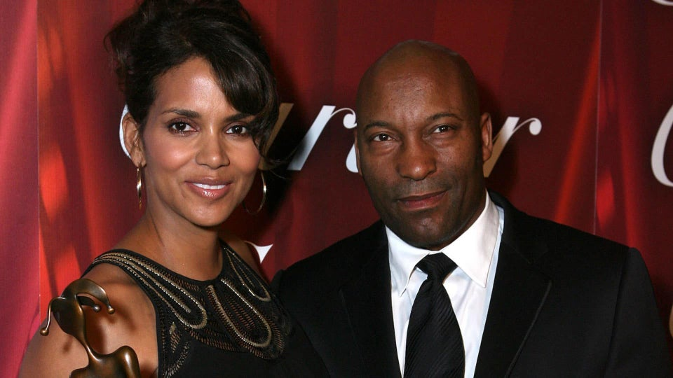 Halle Berry Reflects On John Singleton's Friendship: 'He's One Of The Good Guys'