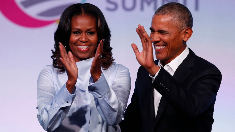 Obamas Unveil New Project's Headed Straight To Netflix