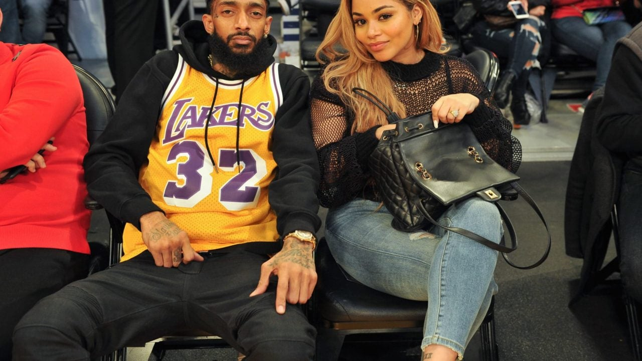 Lauren London Breaks Her Silence On Nipsey Hussle's Death - 'I'm Lost Without You'