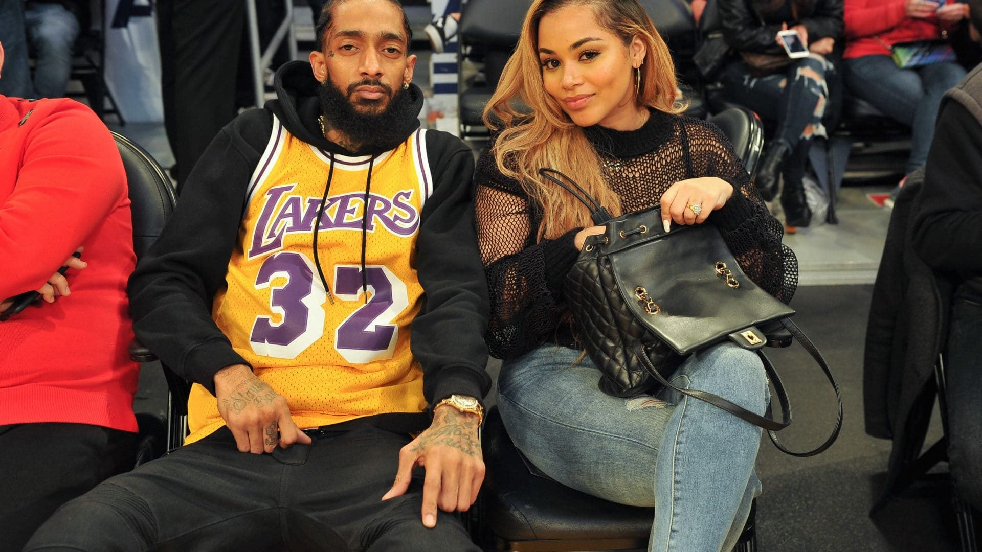 Lauren London Speaks On Nipsey Hussle's Death: 'I'm Lost Without You'