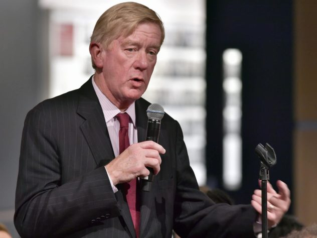 Bill Weld, Former Governor of Massachusetts, Will Challenge Trump For Republican Nomination