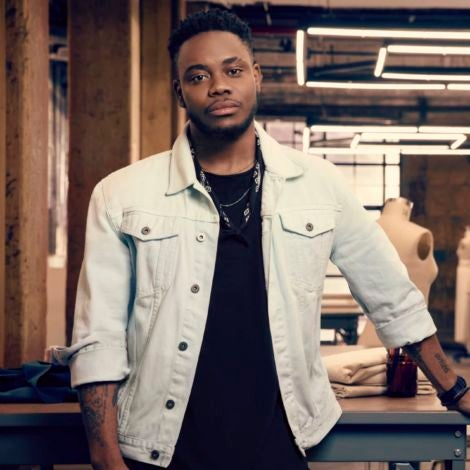 'Project Runway' Designer Bishme Cromartie Opens Up During Mid-Season