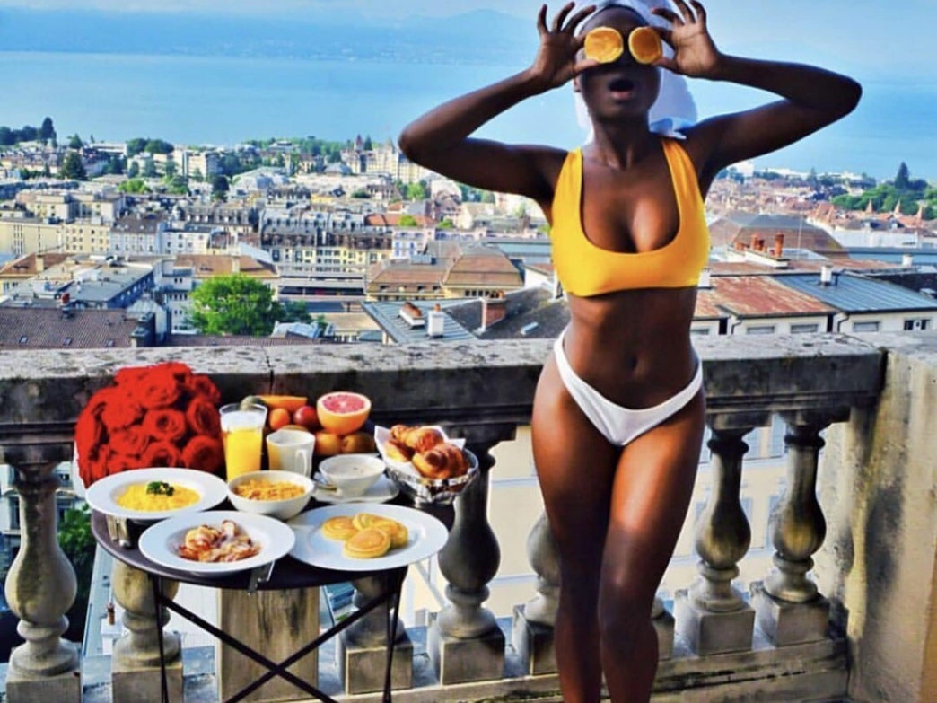 15 Black Women Enjoying Unique Food Adventures Around The World