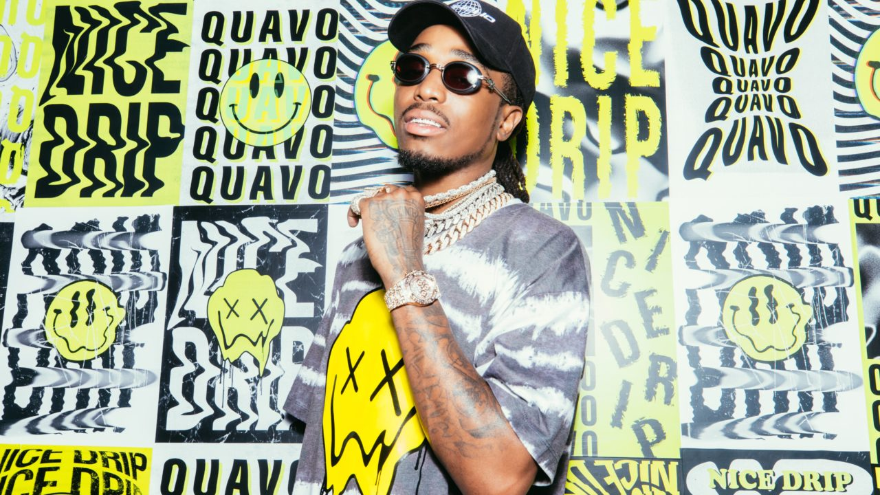 Quavo Sets His Sights On Fashion Design With BoohooMan Collaboration