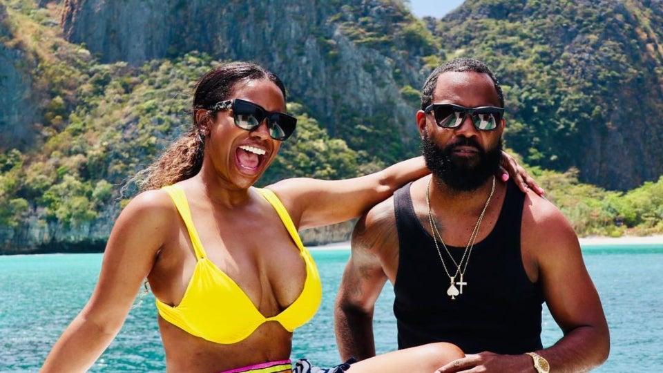 Kandi Burruss and Todd Tucker Soak Up The Sun In Thailand On Baecation
