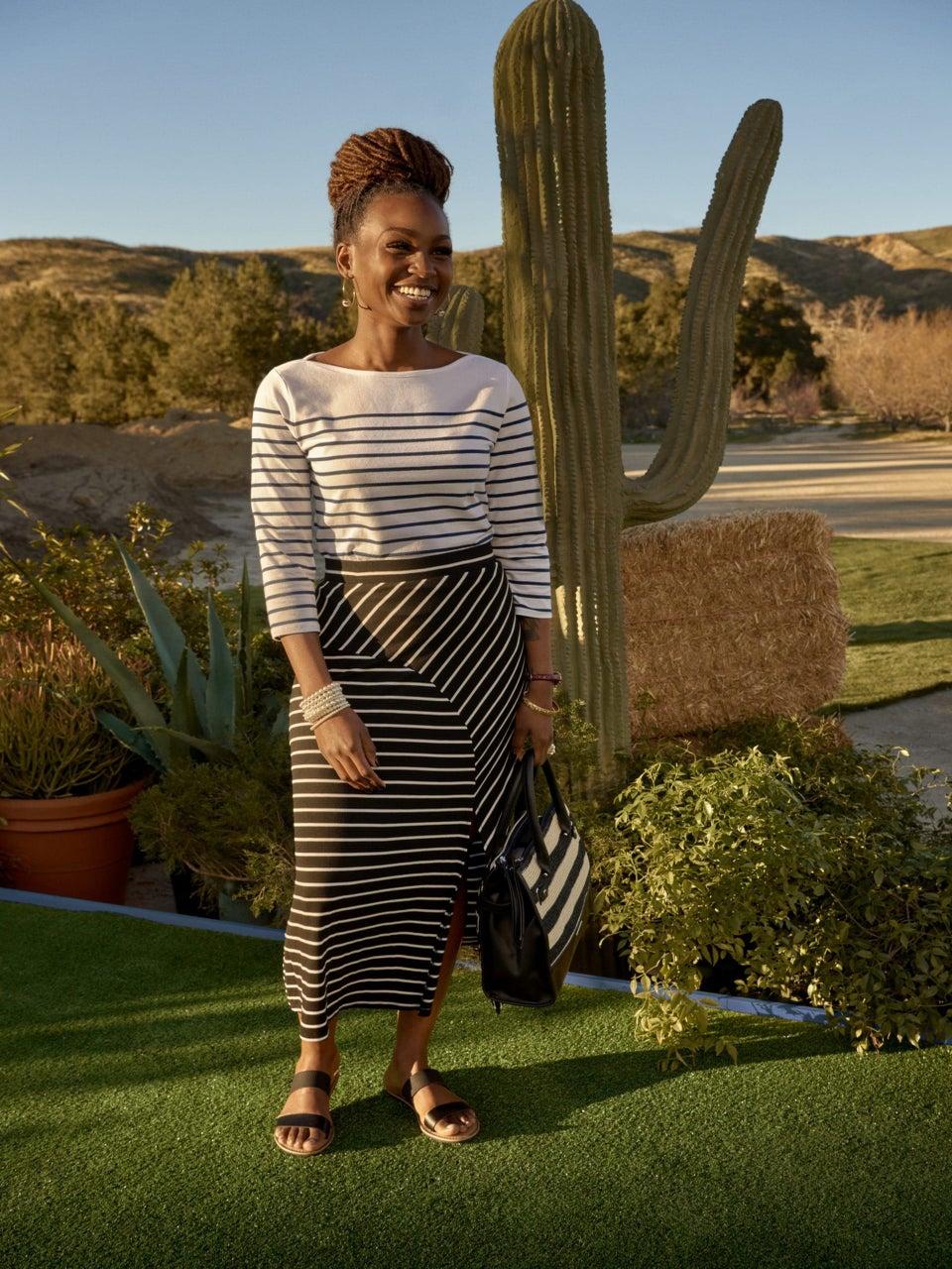 5 Ways To Spring Into Stripes This Season