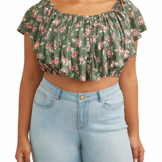 Spring For A Bit of Romance With Walmart's Latest Styles