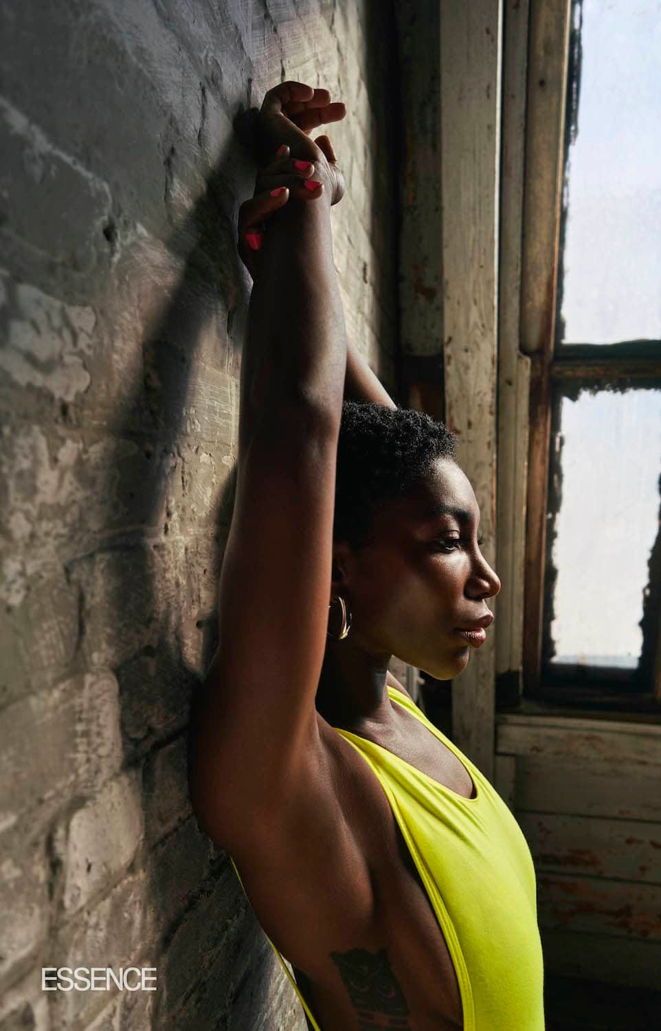 Authentic Beauty Michaela Coel Isn't Waiting For Permission
